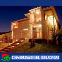 environmental friendly resist high winds modern container house prefab house for sale