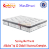 Alibabba King Coil Mattress Bedroom Furniture Mattress Manufacturer M009#