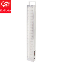 China Manufacturer led rechargeable emergency light with 60 led SL-8060