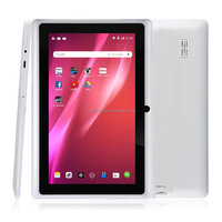 Q88 7 Inch Android 4.4 Tablet PC A33 Quade Core Tablet Dual Camera 4GB 512MB Capacitive Cheap Tablet