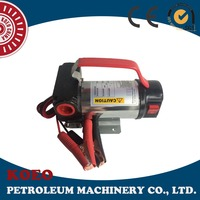 Self-priming Manual 12V Fuel Transfer Pump