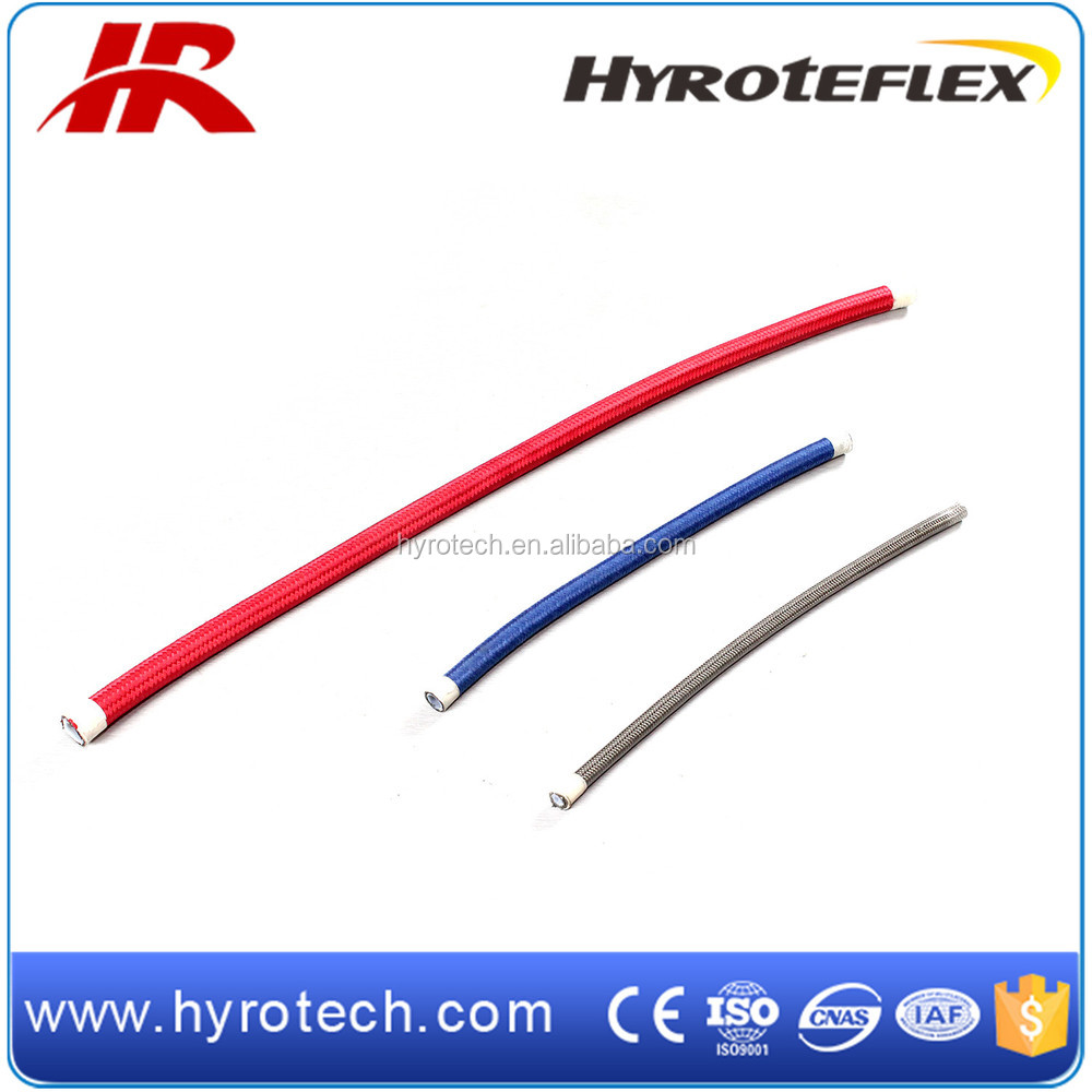 Hot sale!! Smoothbore/Convoluted Teflon hose