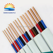 GOOD QUATITY New fashion 0.75mm2 Electrical Wire/pvc insulated non sheathed cables