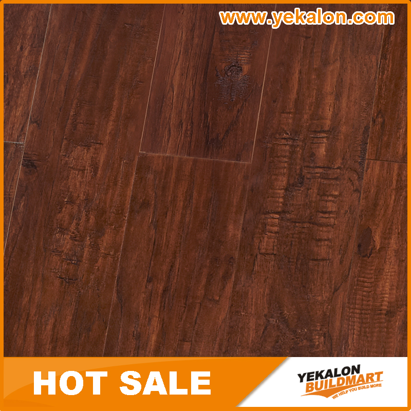Natural Hardwood Texture Eir 8.2Mm Laminate Flooring