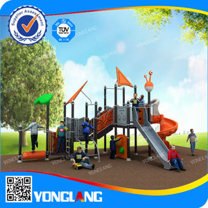 2015 children amusement park kids inflatable amusement park interesting amusement park