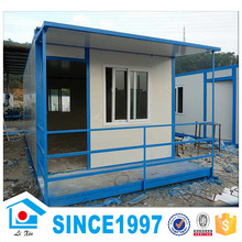 china steel light prefab construction ready made rooms