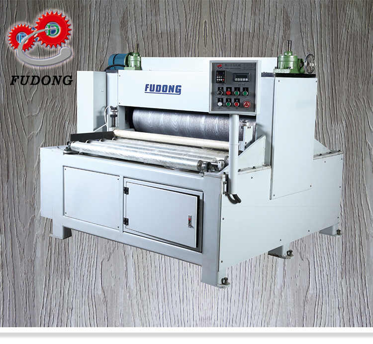 automatic high efficiency double-roller coating machine FD-620