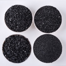 Calcined Anthracite Coal Carbon Raiser Manufacturer With Size 5-8 mm