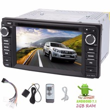 Android 7.1 GPS Navigation 6.2 inch Multi Touch Screen Car PC for TOYOTA Corolla EX 2008~2013 In Dash Stereo Autoradio Auto DVD