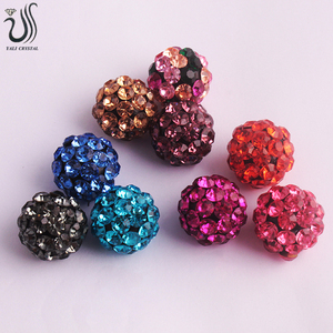 2017 New Design 20MM Rhinestone Balls Artificial Stones Crystals for Hair Band