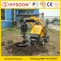 tree planting hydraulic post hole digger for sale