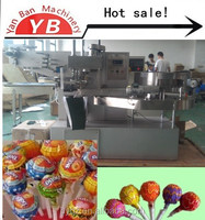 Shanghai Factory Automatic Lollypop Twist Wrapping Machine YB-350
