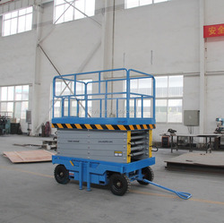 removable lift platform