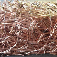 SGS metal scrap copper wire 99.99% copper scrap