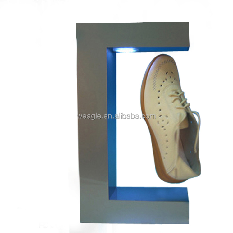 Eeagle magnetic levitation shoes floating display