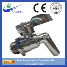 stainless steel 304 316 water faucet/ hose bibb/ bibcock valve, ISO9001 factory direct sell
