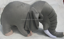 Grassland animal series of plush toys plush elephant, Come to figure to sample custom