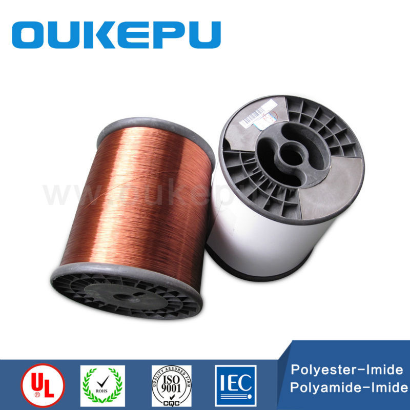 H 180C enameled winding copper wire