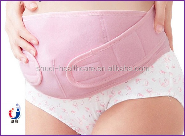 High quality Pregnancy back support maternity belly belt