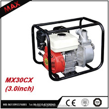 Hot sale !! 6.5hp Gasoline Water Pump wp30 ,gasoline water pump