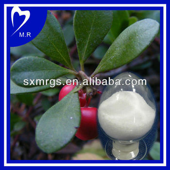 Professional Manufacurer Supply Natural Arbutin