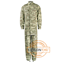 Military Uniform BDU Camouflage For Army Or Tactical Use