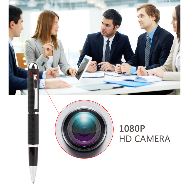 HOT 1080P 30FPS Hidden Camera Pen Record Video Recorders Cam HD DVR
