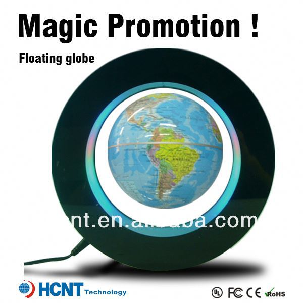 New invention ! Magetic Levitation globe for educational toys ! paper cardboard counting maths educational toys for kids