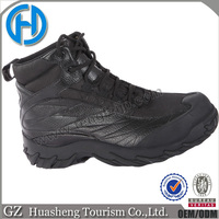 wholesale work boots L2 embossed leather boots for sale