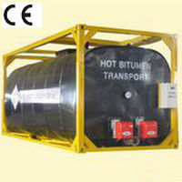 20000L bitumen container tank from china