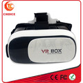 professional accept OEM customized logo shenzhen 3d glasses wholesale vr box