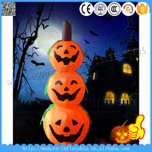 advertising halloween inflatables pumpkin for sale