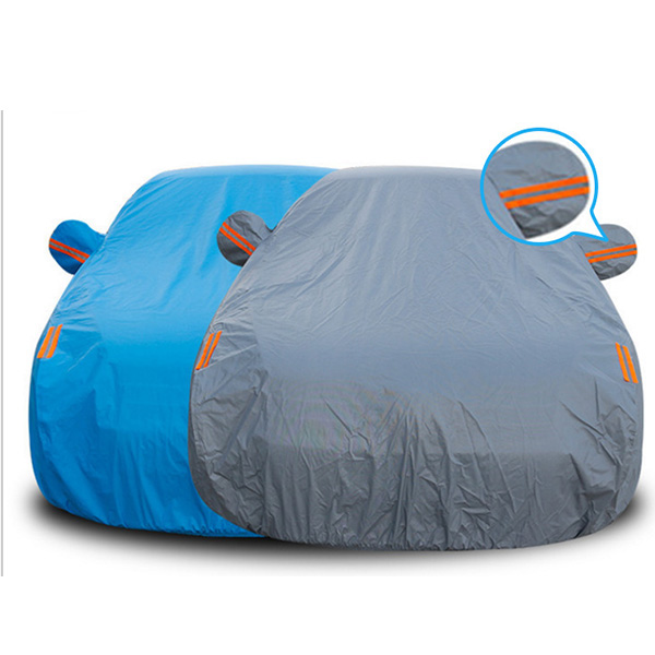 Enjoy fast portable retractable waterproof parking car cover car body cover
