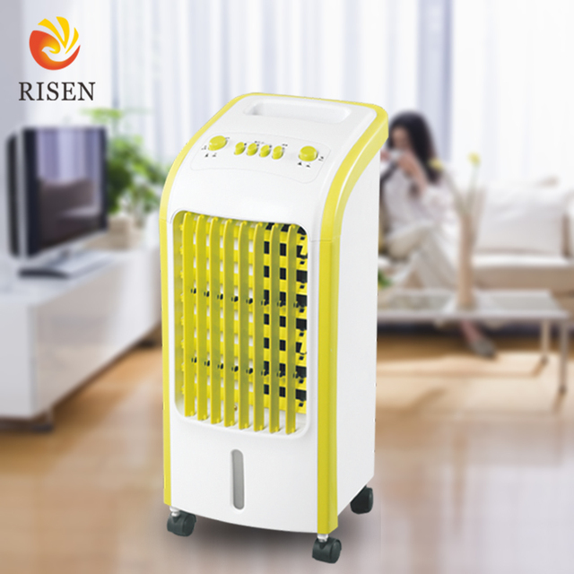 colorful customized cheapest new 300-12000m3/h air flow home electric water air cooler mini fan
