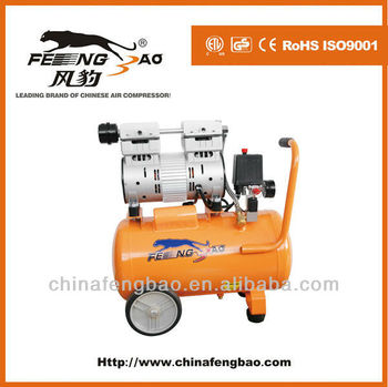 Oilless Mini Air Compressor Low Noise