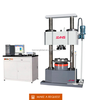 Hight quality YAW6106 Servohydraulic Cement Pressure Testing Machine Computer Controlled