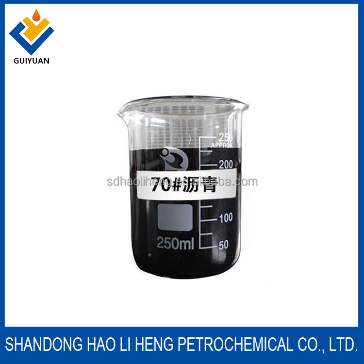 Petroleum bitumen 60/70 for road construction / road tar bitumen