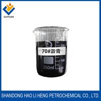 Petroleum bitumen 60/70 for road construction / road tar bitumen