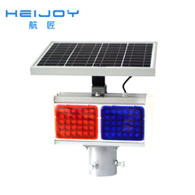 HEIJOY-STL-05 solar green beacon Solar traffic lights