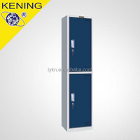 Small space steel cupboard wardrobe for clothing