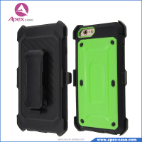 Heavy Duty Combo Case With Belt Swivel Clip For iphone 5se Case, Hybrid Rugged Rubber For Protector Case iphone 6