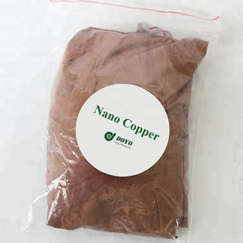 Superfine CAS 7440-50-8 100nm nano powder price copper powder