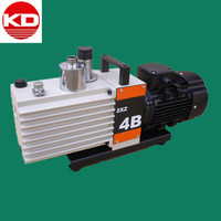 Double Stage High Speed Rotary Vane Vacuum Pump Systems