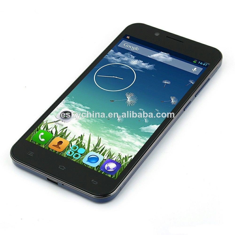 New 14.0mp camera cell phone mt6572 dual core phone smartphone 5'' zopo zp980+