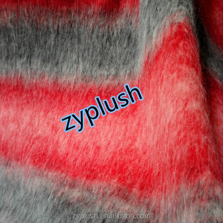 FY150097 Wool Mohair Fabric for Coat
