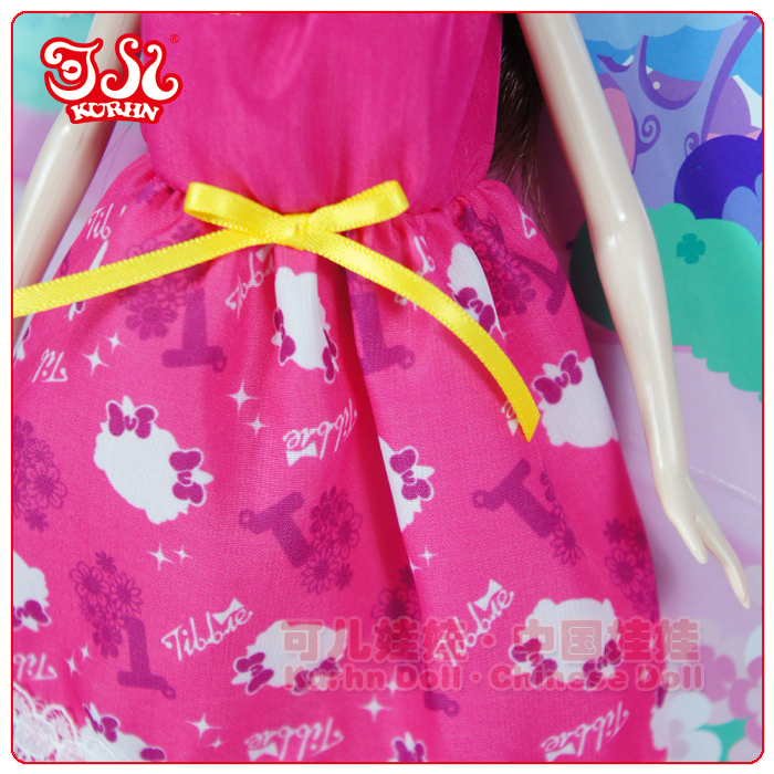 11 inch Fashion doll toy doll accessories playset