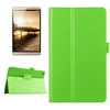 Alibaba Trade Assurance 2 Folding Flip Leather for Huawei MediaPad M2 Leather Case with Sleep / Wake-up Function