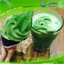 Chinese Supplier Business Partners Natural Matcha Ice Cream Powder