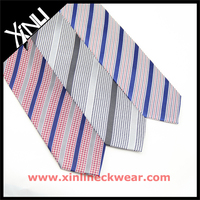 China Cheap Polka Dots and Stripes Factory Wholesale Neckties