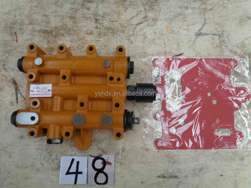 LG853.03.01.13 Changeover valve (manual brake) for LONKING